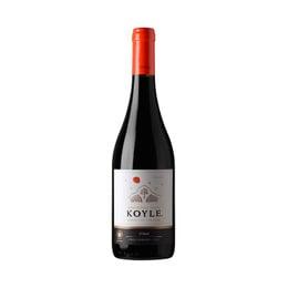 Vino Koyle Single Vineyard Syrah Botella 750cc