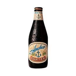 Cerveza Anchor Porter Botella 355cc