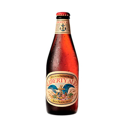 Cerveza Anchor Liberty Ale Botella 355cc