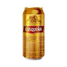 Cerveza Cusqueña Lager Lata 473cc