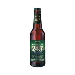 Cerveza KM 24.7 Session IPA Botella 355cc