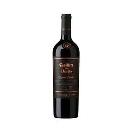 Vino Casillero del Diablo Reserva Privada Carmenere Botella 750cc
