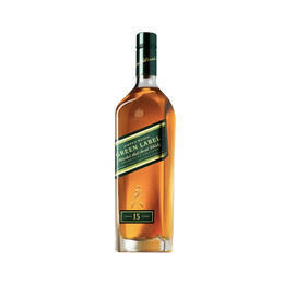 Whisky Johnnie Walker Etiqueta Verde Botella 750cc