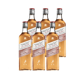 Johnnie Walker Wine Cask Blend Botella 750cc x6