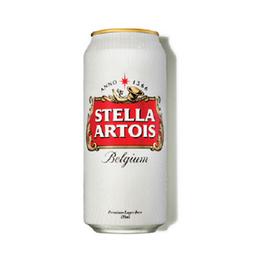 Cerveza Stella Artois Lata 473cc