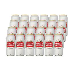Stella Artois Lata 473cc x24