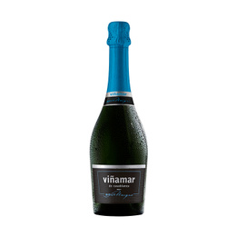 Espumante Viñamar Unique Brut Botella 750cc