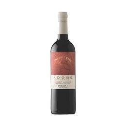 Vino Adobe Cabernet Sauvignon Botella 750cc