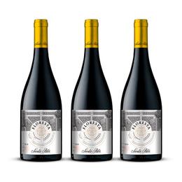 Vino Floresta Cabernet Sauvignon Botella 750cc x3