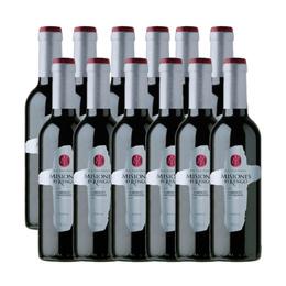 Vino Misiones de Rengo Varietal Cabernet Sauvignon Botella 375cc x12