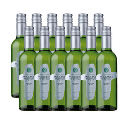 Vino Misiones de Rengo Varietal Sauvignon Blanc Botella 375cc x12