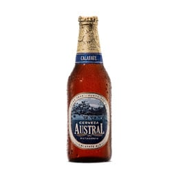 Cerveza Austral Calafate Ale Botella 330cc