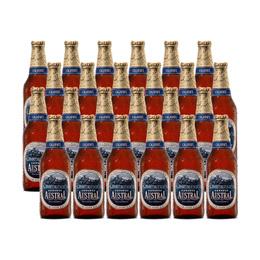 Cerveza Austral Calafate Ale Botella 330cc x24
