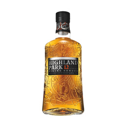 Whisky Highland Park Single Malt 12 Años Botella 700cc