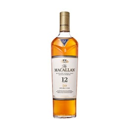 Whisky The Macallan Double Cask 12 Años Botella 700cc