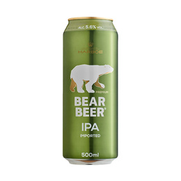 Bear Beer IPA Lata 500cc