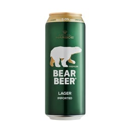 Bear Beer Lata 500cc
