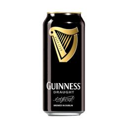 Cerveza Guinness Draught Stout Lata 440cc