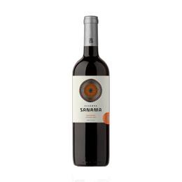 Vino Los Boldos Sanama Reserva Carmenere Botella 750cc
