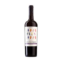 Vino 7 Colores Reserva Carmenere Botella 750cc