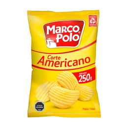 Marco Polo Papas Fritas Corte Americano 250 grs
