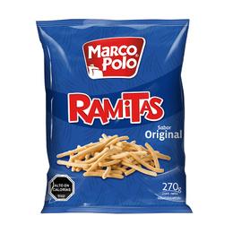 Marco Polo Ramitas Saladas 270 grs