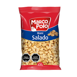Marco Polo Maní Salado 430 grs