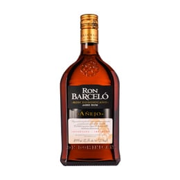 Ron Barceló Añejo Botella 1Lt