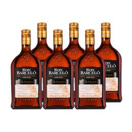 Ron Barceló Añejo Botella 1Lt x6