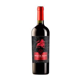 Vino Bestia Roja Gran Reserva Cabernet Sauvignon Botella 750cc