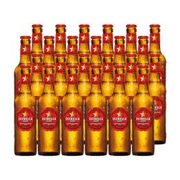 Cerveza Estrella Damm Botella 330cc x24