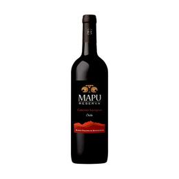 Mapu Reserva Cabernet Sauvignon Botella 750cc