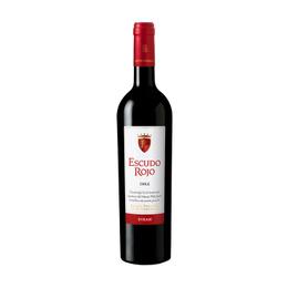 Vino Escudo Rojo Syrah Botella 750cc