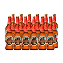 Cerveza Austral Torres del Paine Helles Bock Botella 330cc x24