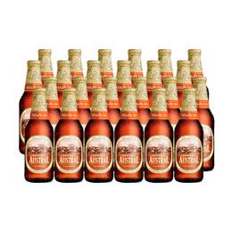 Cerveza Austral Patagona Pale Ale Botella 330cc x24