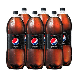 Pepsi Zero Botella 3Lts x6