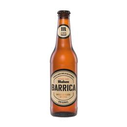 Cerveza Mahou Barrica Original Botella 330cc
