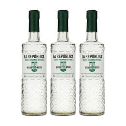 Gin La República Amazónica Botella 700cc x3