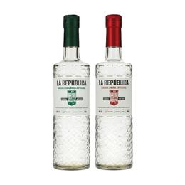 Gin La República Amazónica + Andina Botella 700cc