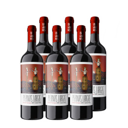 Piernas Largas Single Vineyard Cabernet Sauvignon Botella 750cc x6