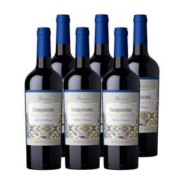 Terranoble Reserva Cabernet Sauvignon Botella 750cc x6