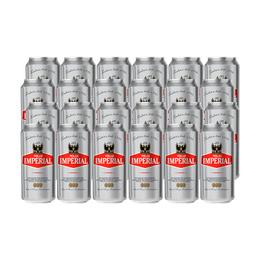Cerveza Imperial Lata 470cc x24