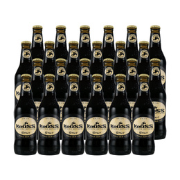 Cerveza Kross Stout Botella 330cc x24