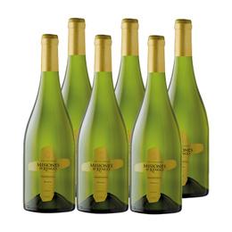 Misiones de Rengo Reserva Chardonnay Botella 750cc x6