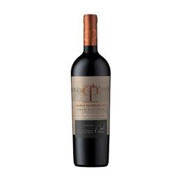 Vino Casas Patronales Gran Reserva Syrah Botella 750cc