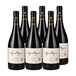 Vino Apaltagua Reserva Pinot Noir Botella 750cc x6