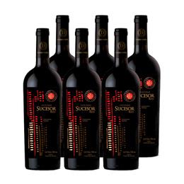 Casa Donoso Sucesor Red Blend Botella 750cc x6