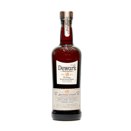 Whisky Dewars 18 Años Botella 750cc