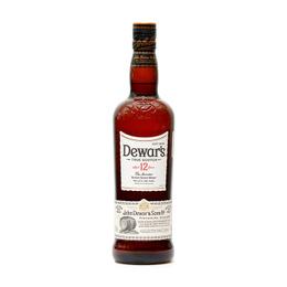 Whisky Dewars 12 Años Botella 750cc