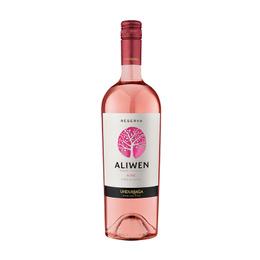 Vino Aliwen Rose Botella 750cc